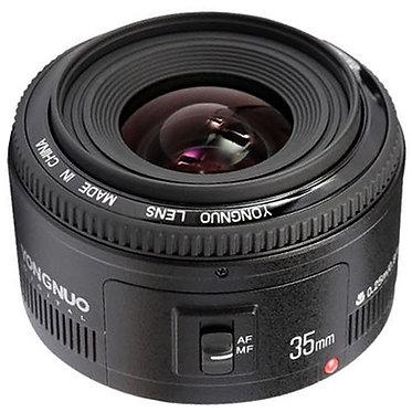 YONGNUO EF 35mm f/2.0
