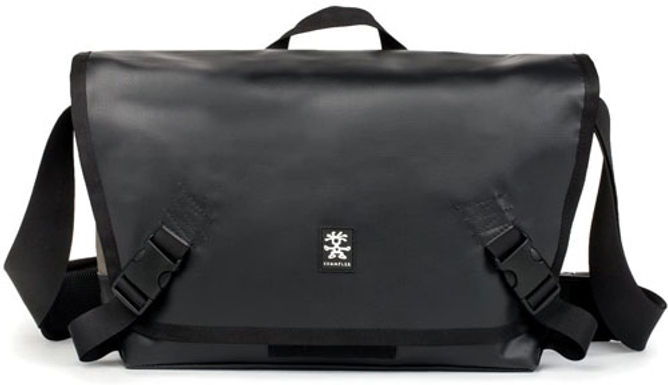 Crumpler Muli 7500 Black Dark Navy - Saco