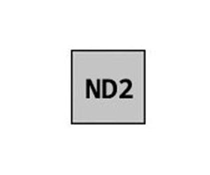 Filtro P152 Densidade Neutra ND2