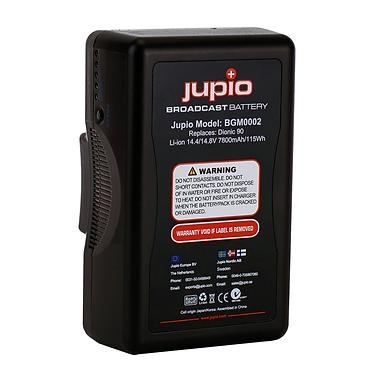Jupio Bateria Gold Mount 7.8Ah