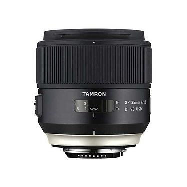 Tamron AF SP 35mm f/1.8 Di VC USD