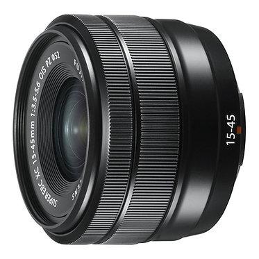 Fujifilm XC 15-45mm F3.5-5.6 OIS PZ Black