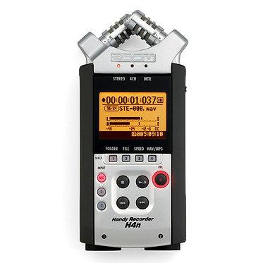 Zoom Handyrecorder H4n SP - Gravador Áudio