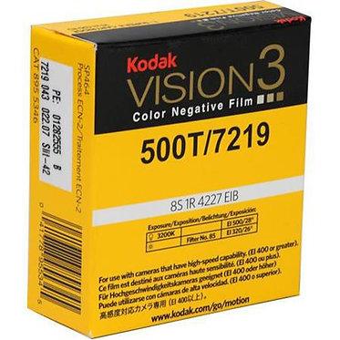 Kodak Super 8 Vision 3 500T