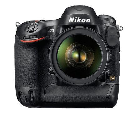 Nikon D4S - Corpo