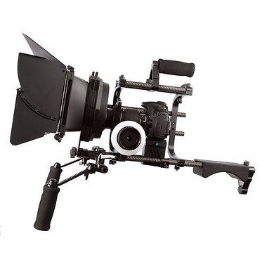 Phottix Trafo HDSLR Video Shoulder Rig c/ Mattebox