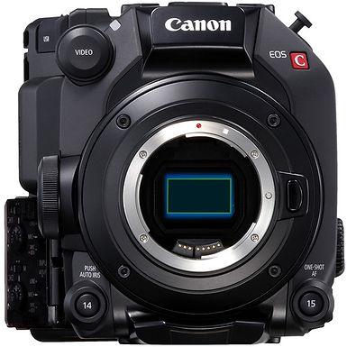 Canon C300 MKIII - Corpo