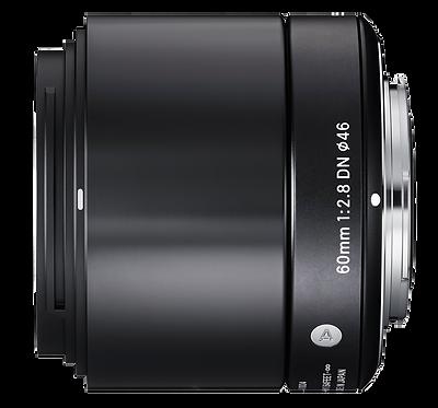 Sigma 60mm/2.8 (A) DN Black