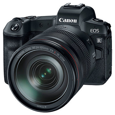 Canon EOS RP + RF 24-105mm f4 L IS
