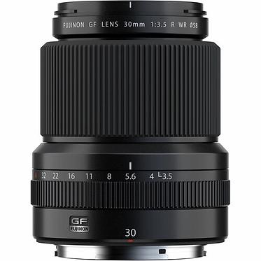 Fujifilm GF30mm f/3.5 R WR