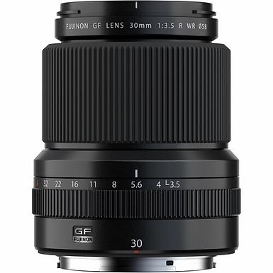 Fujifilm GF 30mm f/3.5 R WR