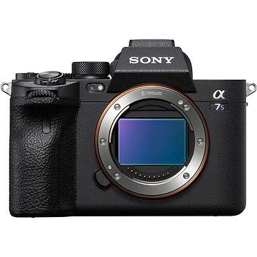 Sony a7S III - corpo