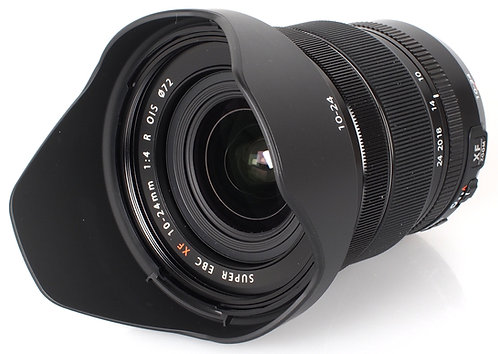 Fujifilm XF 10–24mm F4 R OIS