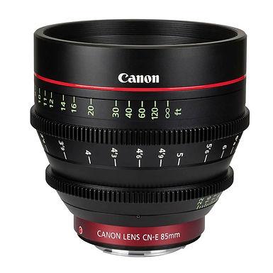 Canon CN-E85MM T1.3L