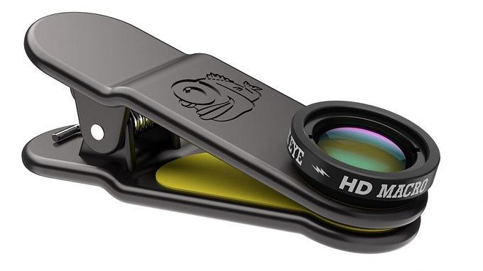 Black Eye HD Macro