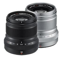 Fujifilm XF 50mm F2 R WR