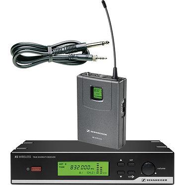 Sennheiser Microfone Gama Profissional p/ Instrumentos XSW 72A