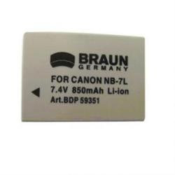 Braun NB-7L