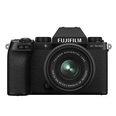Fujifilm X-S10 + XC15-45mm F3.5-5.6 OIS PZ