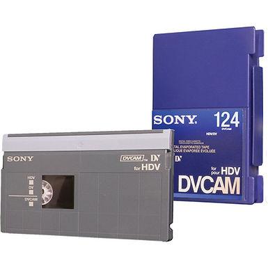 Sony DVCAM HDV - 124m
