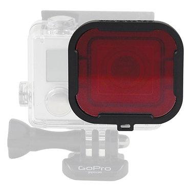 GoPro Filtro Vermelho p/ Caixa Mergulho