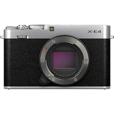 Fujifilm X-E4 Silver - Corpo