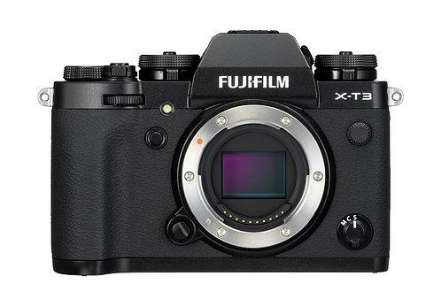 Fujifilm X-T3 Black - corpo