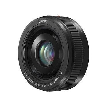 Panasonic Lumix G 20mm f/1.7 II