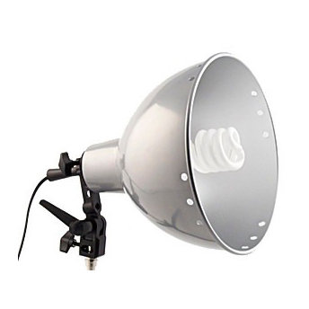 Helios Kit Luz Fluorescente 26W- Biglamp Maxi