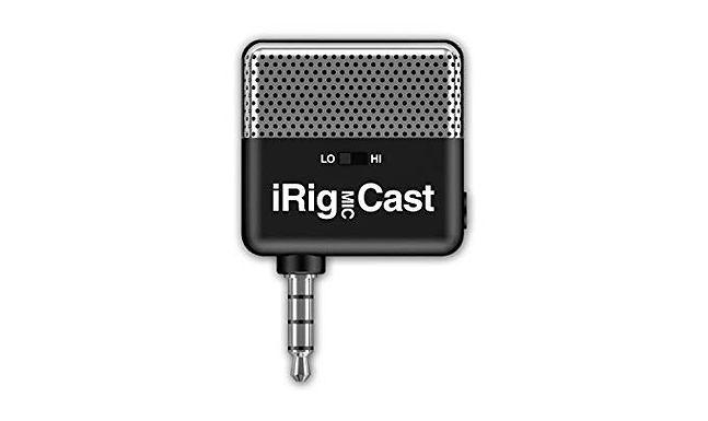 IK Multimedia iRIG Cast Mic