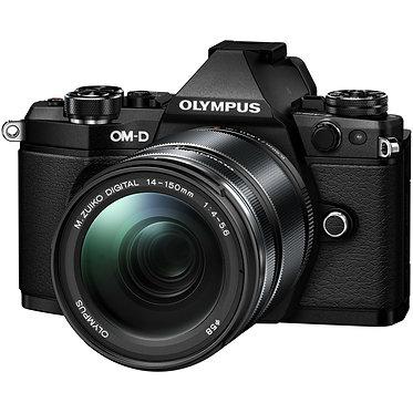 Olympus OM-D E-M5 Mark III + 14‑150mm F4‑5.6 II