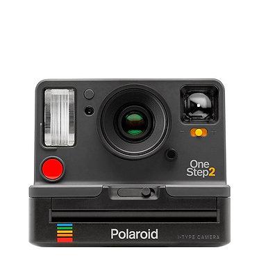 Polaroid OneStep 2 VF Black/White/Summer Blue