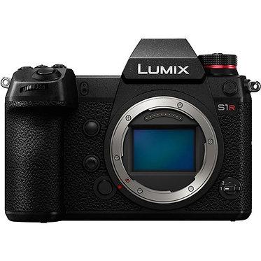 Panasonic LUMIX S1R - Corpo