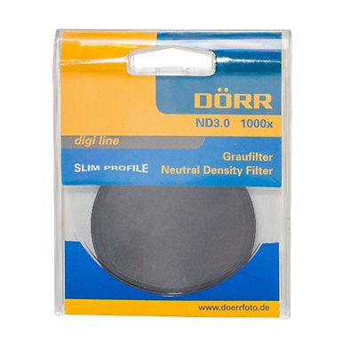 Dörr Filtro ND 3.0 (1000x) - 49mm