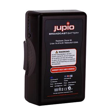 Jupio Bateria Gold Mount 5.2Ah