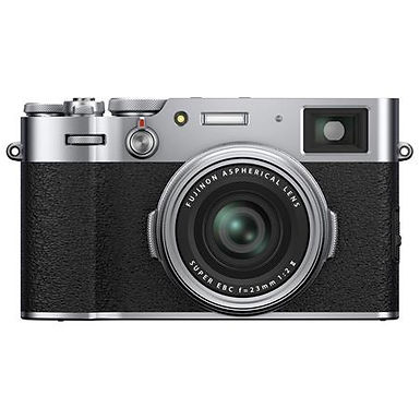 Fujifilm X100V - Silver/Black