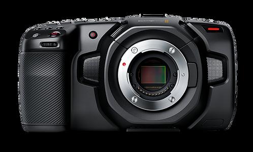 Blackmagic Pocket Cinema Camera 4K + DaVinci Resolve