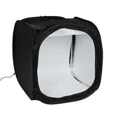 Dörr PhotoBox LB-6575 LED - Cubo de Luz 65x75x70cm com Dimmer