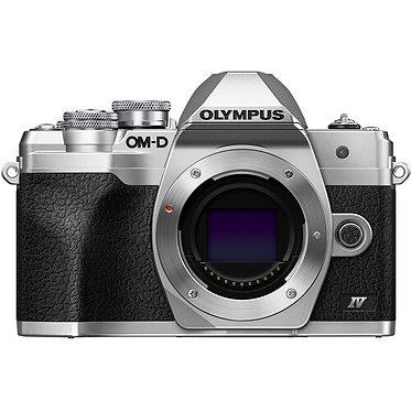 Olympus E-M10 Mark IV (Black/Silver)