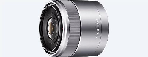 Sony 30 mm e F3.5