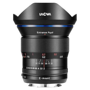 Laowa 15mm f/2 Zero-D Sony E