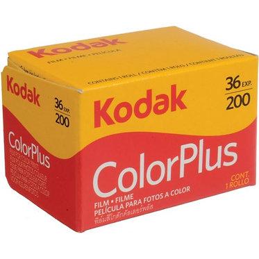 Kodak Rolo ColorPlus 200 - 135/36