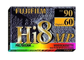 Cassete Hi8