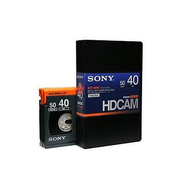 Sony HD CAM -  40m