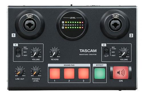 Tascam Ministudio Creator US-42B