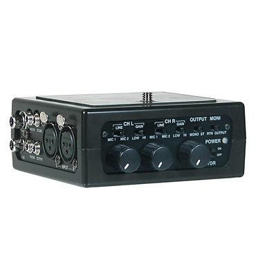Azden FMX-DSLR Mixer portátil