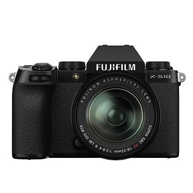 Fujifilm X-S10 + XF18-55mm F2.8-4 R LM OIS