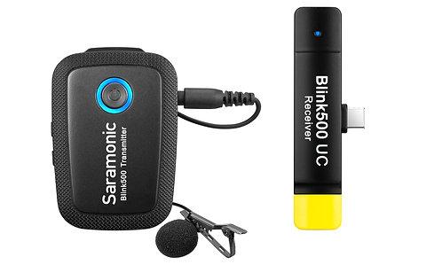 Saramonic microfone sem fios Blink 500 B5