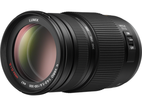 Panasonic Lumix G Vario Lens 100-300mm F4.0-5.6 II ASPH