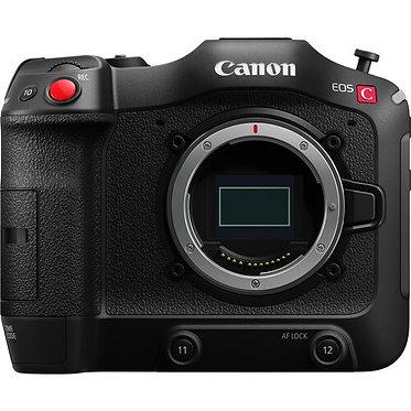 Canon EOS C70 - corpo